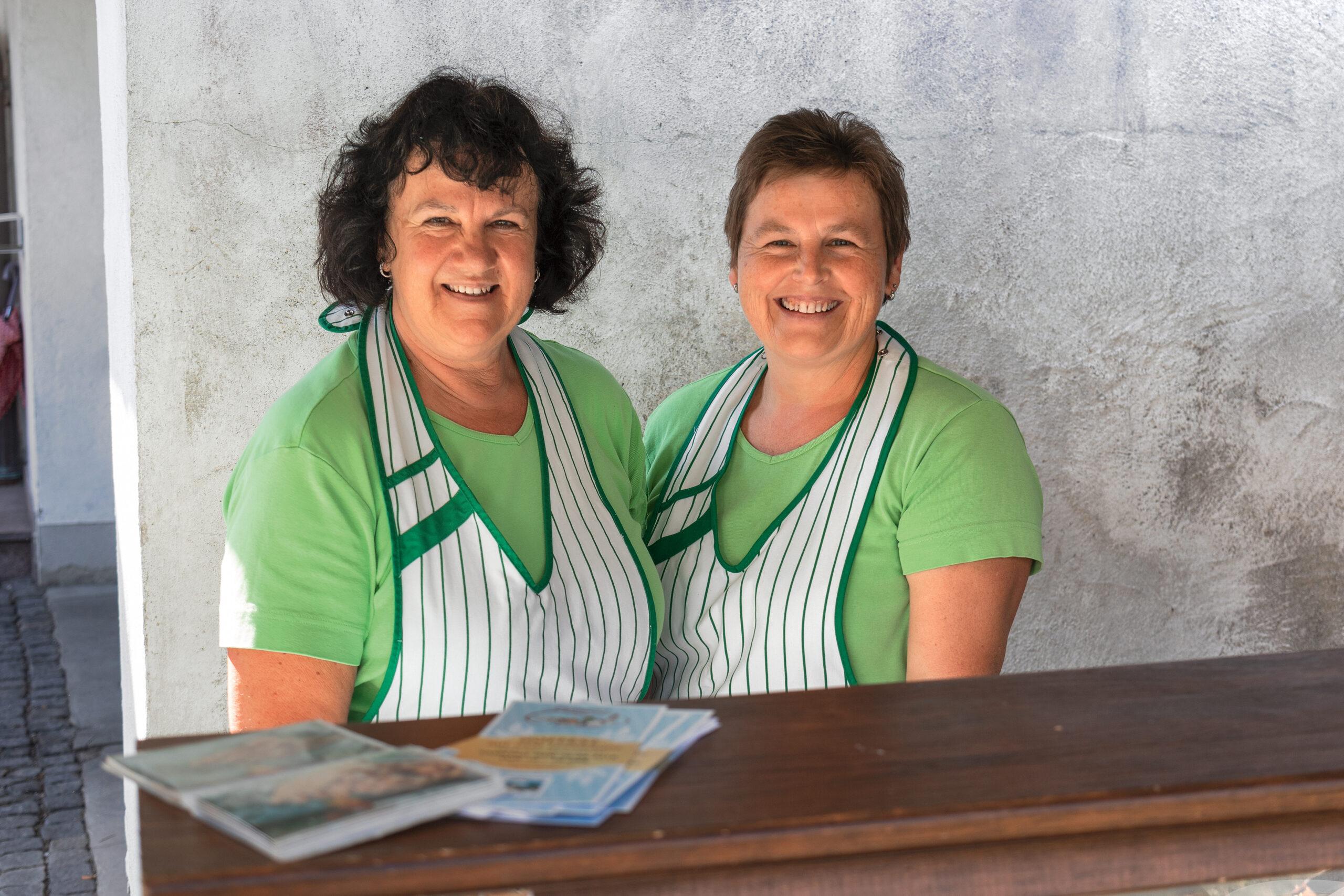 Bauernmarkt-Isen-Team